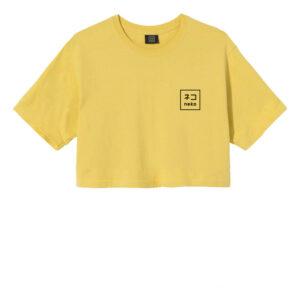 T-shirt yellow ROGO W