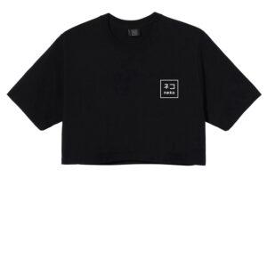 T-shirt black ROGO W