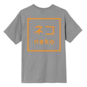 T-shirt grey ROGO