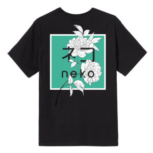 T-shirt green KIKU